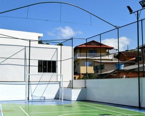 Estrutura, Tela e Rede de Quadra de esporte