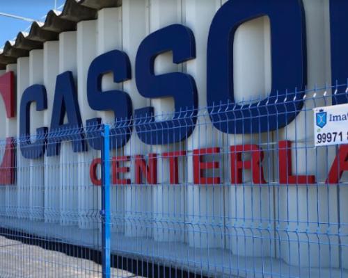 Nova loja Cassol - Palhoça